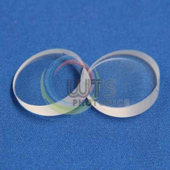 Custom N Bk7 And Fused Silica Wedge Prisms And Wedge