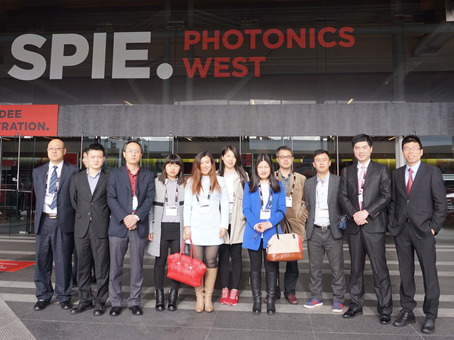 WTS would participate Photonics West 2018, WTS booth is #4265