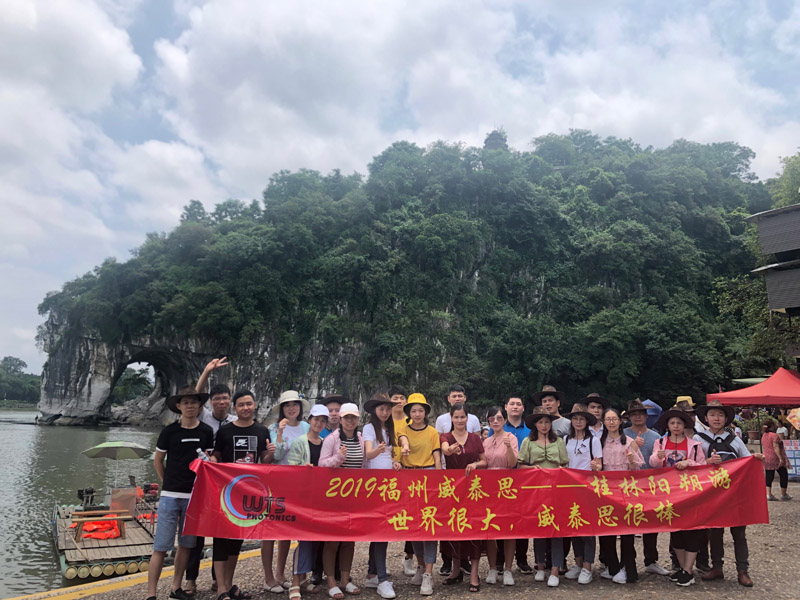 2019 WTS Guilin Trip- World is big, WTS is great