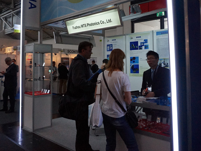 Laser World of Photonics 2015, meet us at B2-467 at June 22nd to June 25th