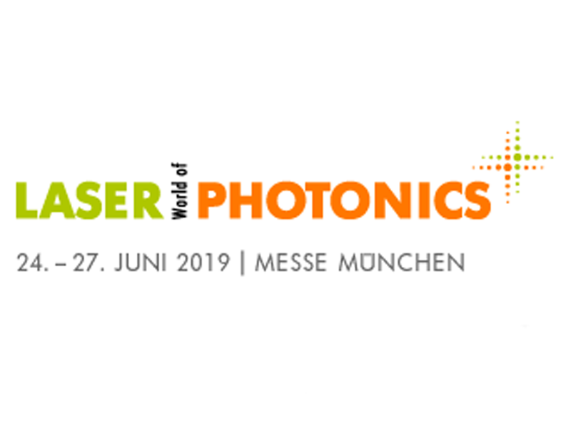 Find WTS at Laser World of Photonics 2019 Munich Germany