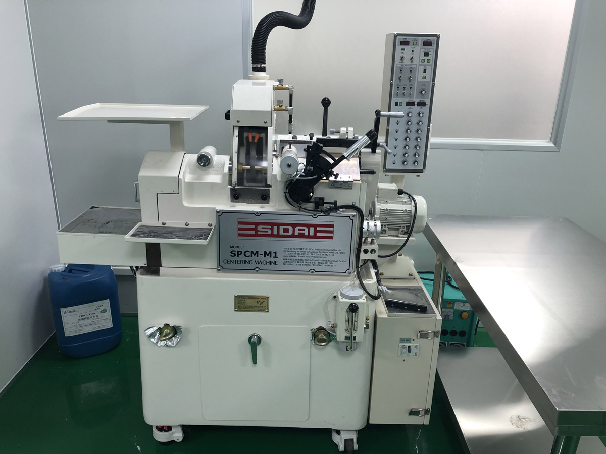 WTS get the latest SIDAI Centering Machine SPCM-M1